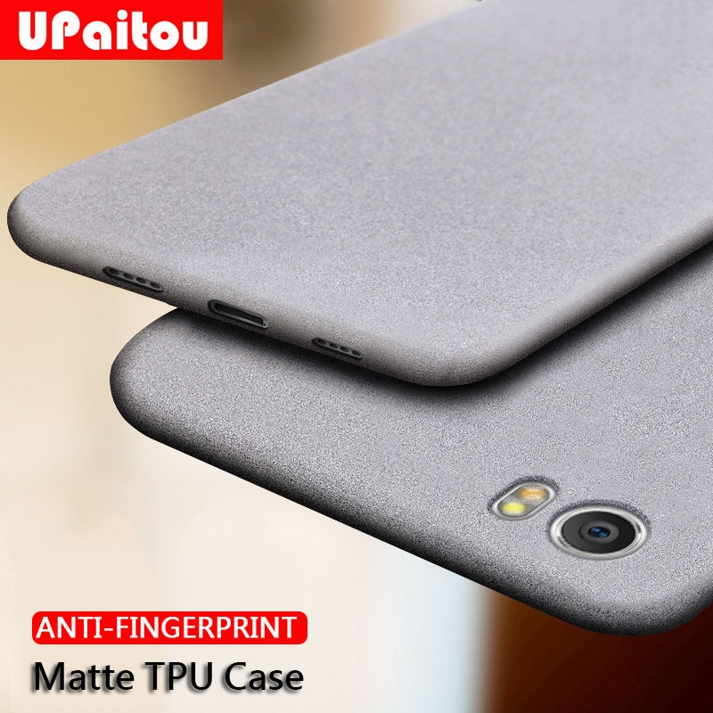 Funda de UPaitou para Xiaomi Redmi K30 5G 8A Mi nota 10 8T Mi 9 Pro jugar CC9E 9T 9 SE Lite Pro 6 6X 5S más 5X Anti huellas dactilares caso
