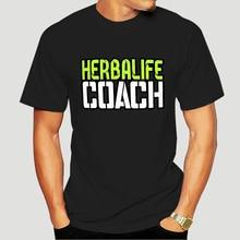 Herbalife Nutrition T-shirt noir 100% coton Premium 9479X