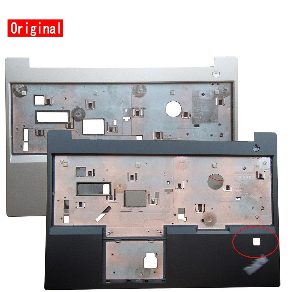 غطاء علوي للوحة المفاتيح Lenovo ThinkPad E580 E585 E590 E595 ، غطاء أسود ، 01LW421 01LW422 01LW420 01LW419