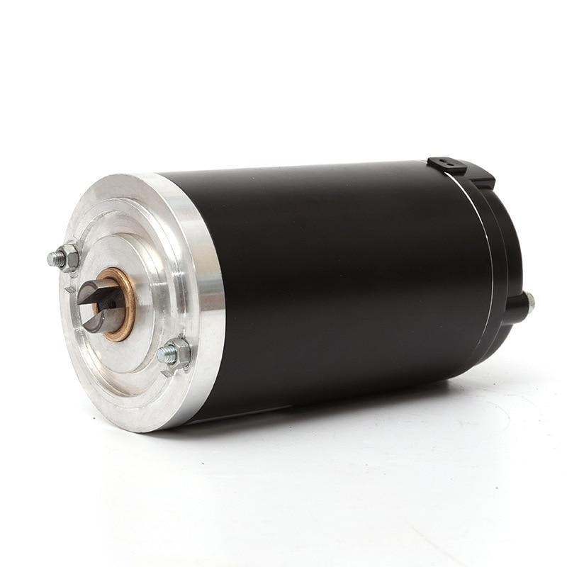 800w 24v dc motor eletrico escova de empilhadeira dc motor bomba de oleo motor hidraulico