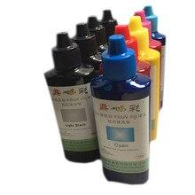 einkshop 9 Color Universal Pigment Ink For Epson SureColor P600 P800 Stylus Pro 3800 3880 Printer Refill Pigment Ink
