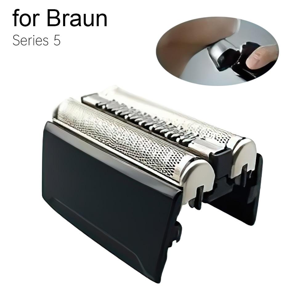 braun 40b foil Replacement Shaver Foil&Cutter Head for Braun 52B for Braun series 5 5020S, 5030,5030S,5040S,5050,5050CC,5070,5070cc,5090CC,5748