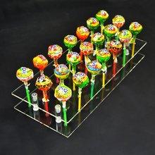 HMROVOOM présentoir à gâteaux Pop   21 trous, décoration de mariage, présentoir pour bonbons, présentoir de sucettes