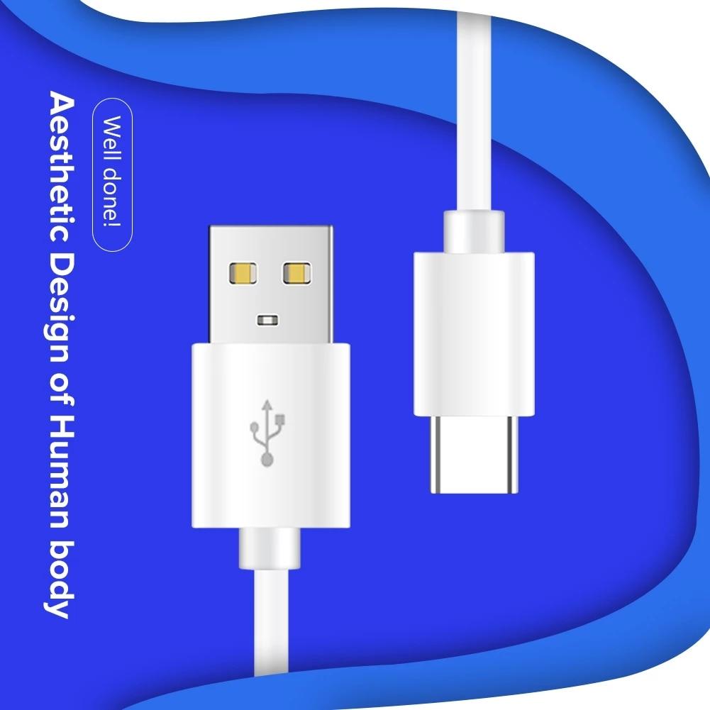 Cable de carga USB C para móvil, cargador para Xiaomi Mi 9T,...