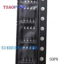 5Pieces SI4501DY-T1 SI4501DY 4501 SOP8 Integrated Circuits Electronic Components