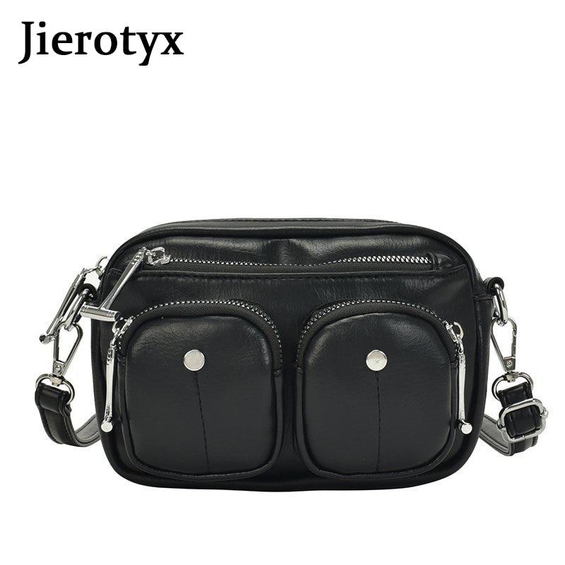 Модная женская сумка JIEROTYX, модные сумки через плечо, маленькая вместительная сумка через плечо, Женская мини сумка через плечо, дизайнерски... yuzefi сумка через плечо