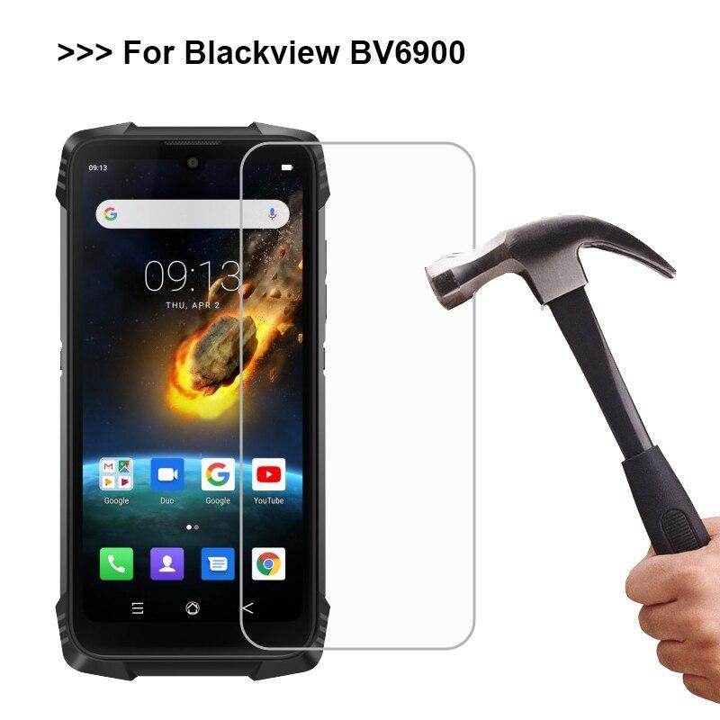 Vidrio Templado ultrafino para Blackview BV6900, Protector de pantalla Original para Cristal...