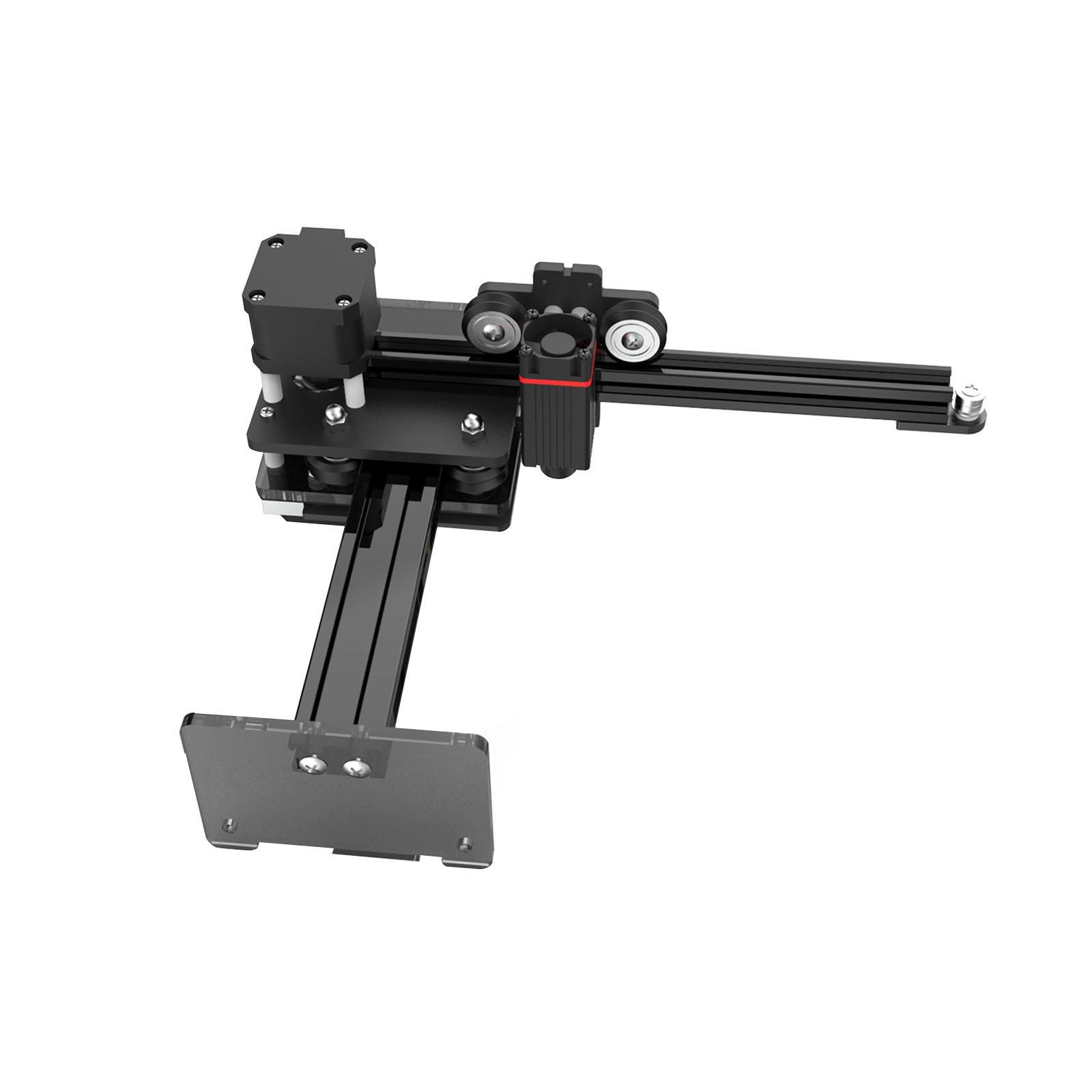 NEJE Master 10 Вт лазерный гравер с ЧПУ лазерная гравировка режущий станок DIY лазерная маркировка для металла 11x12 см лазерный принтер резак