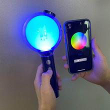 KPOP Bangtan garçons carte de lâme édition armée bombe bâton lumineux APP connecter Bluetooth contrôle changement de couleur bangtan sonyeodan