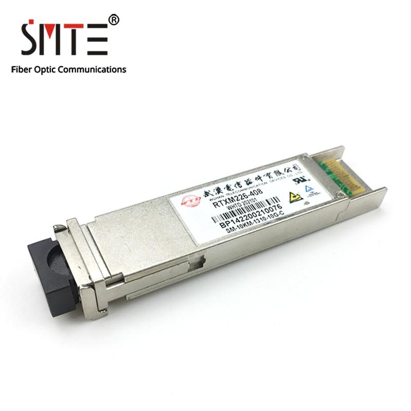 WTD RTXM226-408 10G-1310nm-10km واحدة وضع SM-XFP-LR البصرية وحدة الإرسال والاستقبال