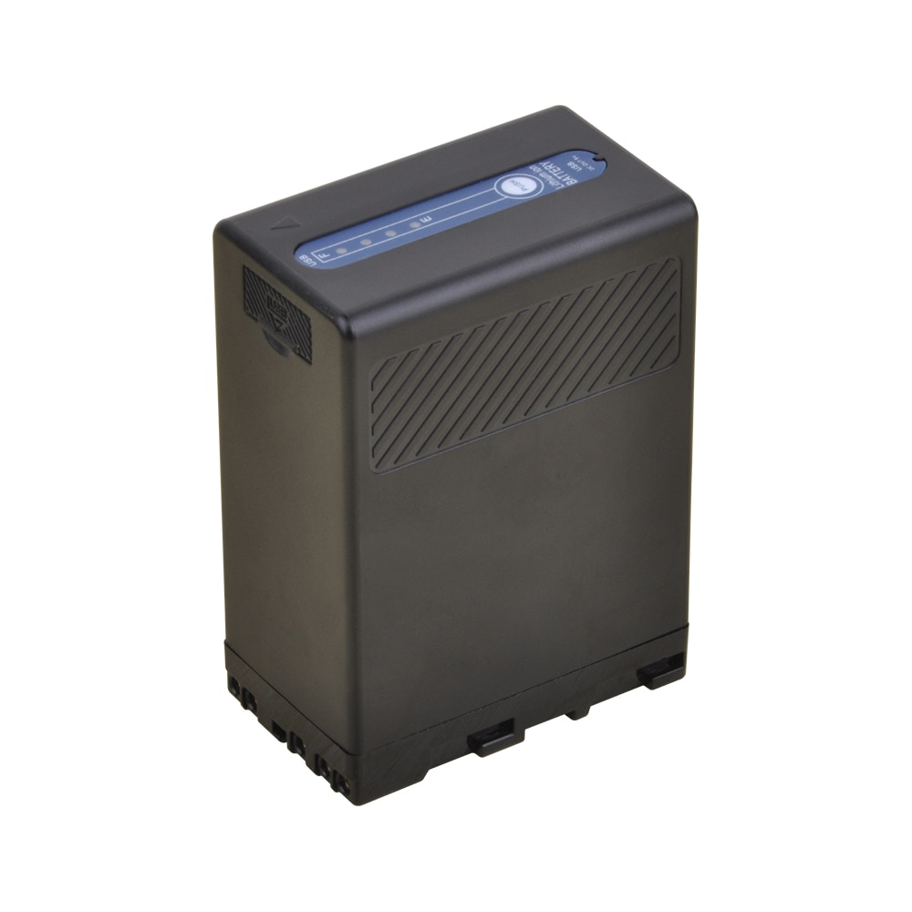 5200mah BP-U60 BP-U65 BP U60 BPU60 بطارية قابلة للشحن مع USB الإخراج لسوني PMW-100 PMW-150 PMW-160 PMW-200 PMW-300 PMW