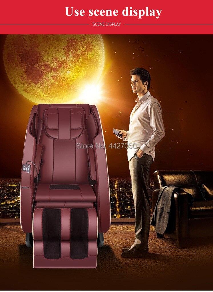20192019 أرخص تدليك كرسي كامل الجسم العجن التلقائي متعددة الوظائف الكهربائية أريكة ch