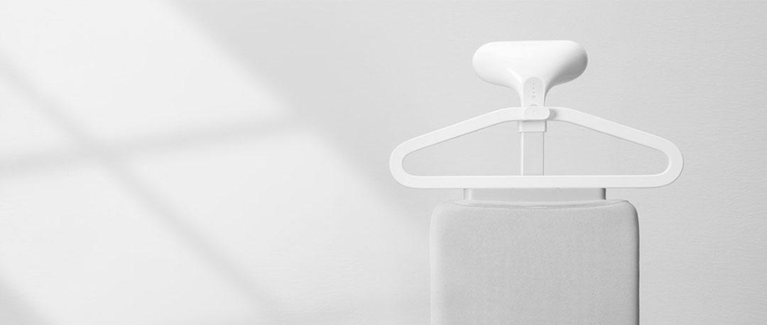 supercharged ferro a vapor para roupas