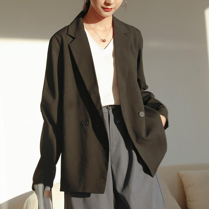 women blazer leisure loose coat 9161#