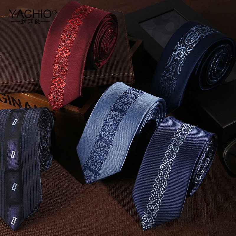 Brand New Print Tie For Men Fashion Luxurious Necktie Men's Hight Qualiy Business Ties Groom Wedding Party Ties With Gift Box