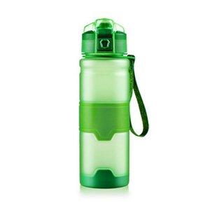 Бутылка для воды, протеиновый шейкер, портативная Спортивная бутылка для воды, Бесплатная пластиковая бутылка для спорта, кемпинга, пешего туризма