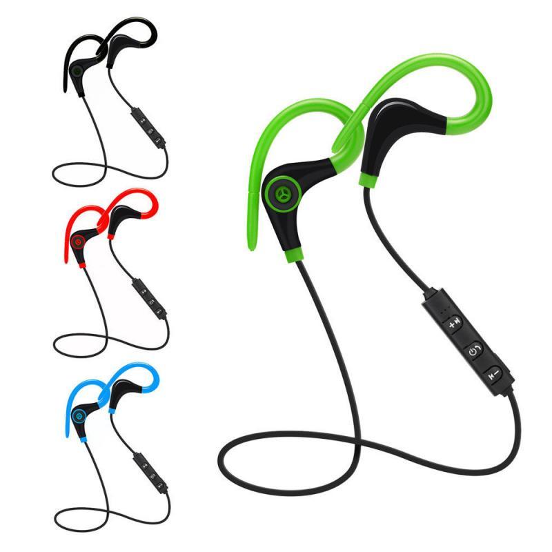 Fone de Ouvido Livre sem Fio Mais Novo Bluetooth Esporte Mão Esportes In-ear Portátil Smartphone Uso 4.1