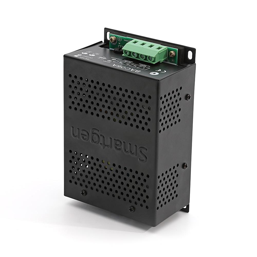 مولد مجموعة bac06a التبديل شاحن بطارية 6A 12 فولت 24 فولت SUSWE