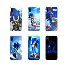 sonic Colorful Cute For Samsung Galaxy J1 J2 J3 J4 J5 J6 J7 J8 Plus 2018 Prime 2015 2016 2017 Accessories Phone Shell Covers