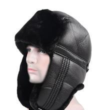 Universal Ear Flap Hats Skin-friendly Trapper Hats Breathable Winter Hats Outdoor Bomber Hat Winter