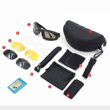 Polarized Glasses For Outdoor Riding Driving Glasses Goggles Polarized Glasses Military Goggles Army
