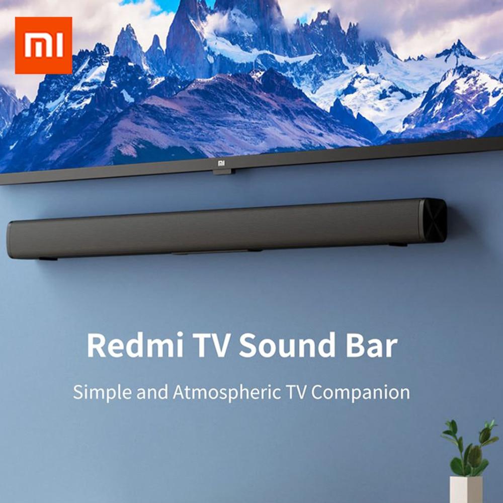 Xiaomi Redmi TV-مكبر صوت ساوند بار ، بلوتوث 5.0 ، سلكي ، لاسلكي ، للتلفزيون ، صوت ، موسيقى ، مسرح منزلي ، مثبت على الحائط ، 30 واط