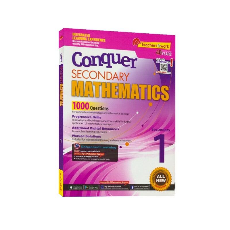 sap conquer matematica secundaria 2 matematica 1000 perguntas o oitavo grau se concentra