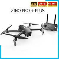 hubsan zino pro plus gps drone 4k 30fps uhd camera with 3 axis gimbal 5g wifi 8km fpv 43mins profesional dron rc quadcopter