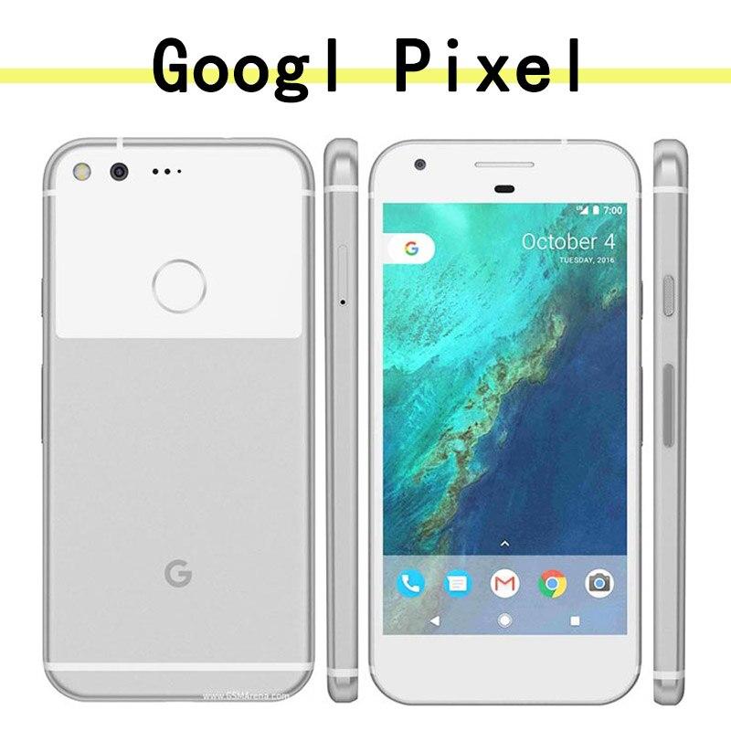 Google Pixel smartphone 4GB RAM 128GB ROM snapdragon 821 Unlocked