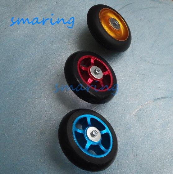100 мм полиуретановое колесо, нескользя