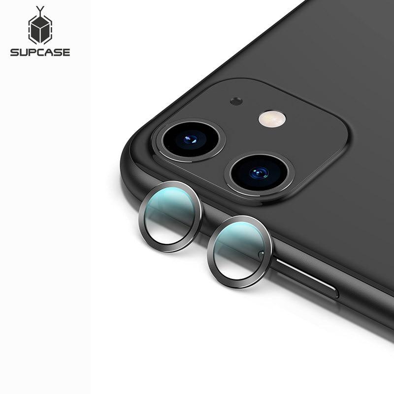 """SUPCASE película de lente de cámara para iPhone 11 6,1 """"Ultra-Delgado de aleación de aviación cámara trasera resistente a los arañazos película protectora templada"""