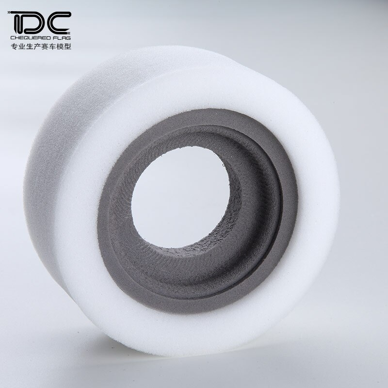 XQRC 1.92.2 inch tire sponge two section type for 1 / 10 RC tracked vehicle trx4 rc4wd D90 D110 axial scx10 vs4-10 cc01 enlarge