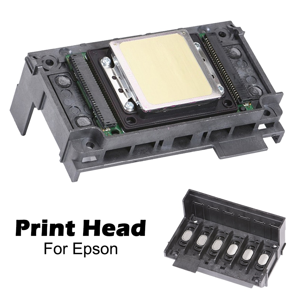 3D Print head for Epson XP600XP601XP950 XP820 six-color piezoelectric UV nozzle print Home Office Head Tool