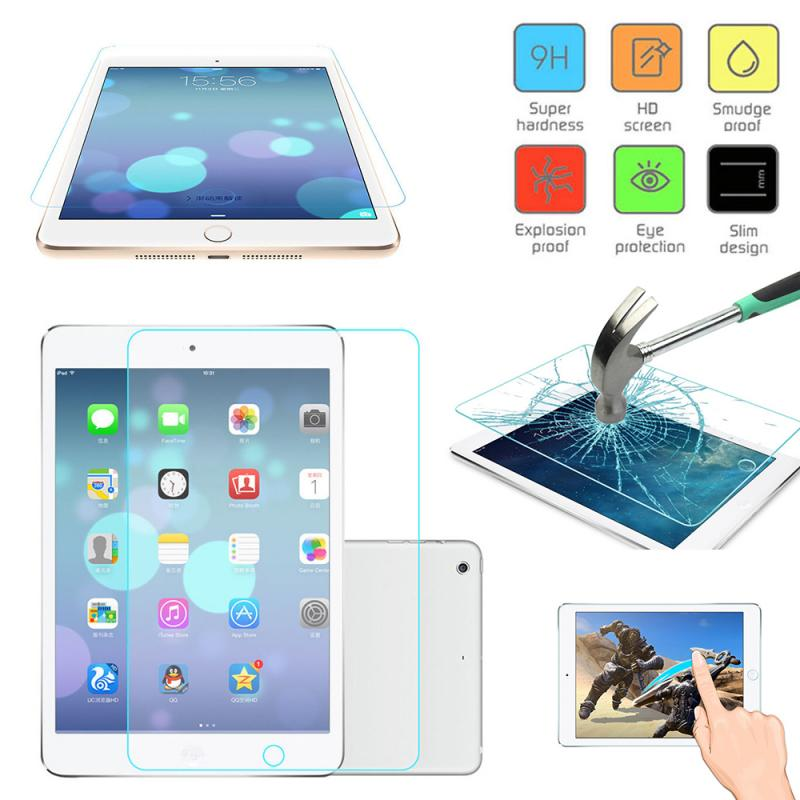 For IPad Mini 1 2 3 9H Tablet Tempered Glass Screen Protector Film Protector Guard Cover Tablet Scre