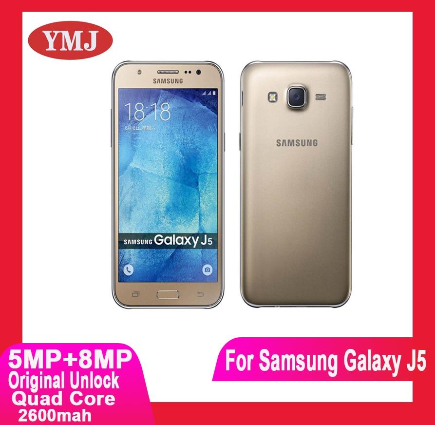 Samsung Galaxy J5 J500F Quad core 1GB RAM 16GB ROM Original desbloquear...
