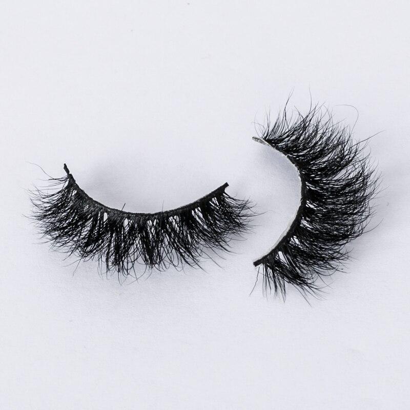 Eyewin 5d cílios postiços 3d vison lash cruz 100% cílios artesanais 25mm lash longo falso cils volume dramático maquiagem cílios