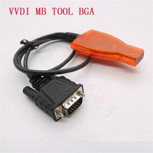 Image 3 - Оригинальный Xhorse VVDI MB BGA инструмент инфракрасный смарт ключ адаптер для Mercedes Benz MB BGA Автомобильный Дистанционный ключ Инфракрасный соединительный кабель