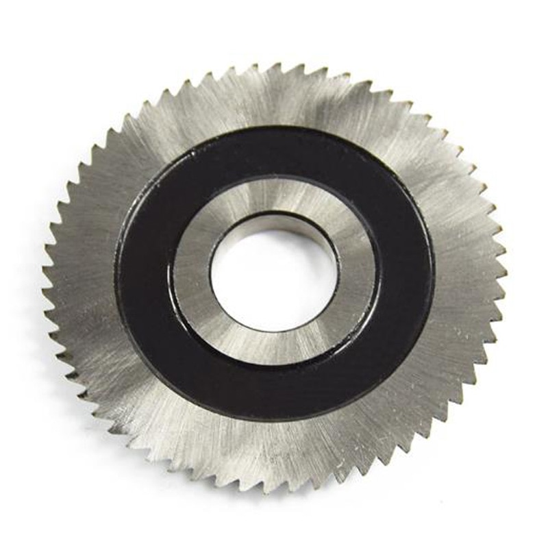 De sierra de cuchilla redonda disco de corte de 60T para máquina de llaves Horizontal cerrajero