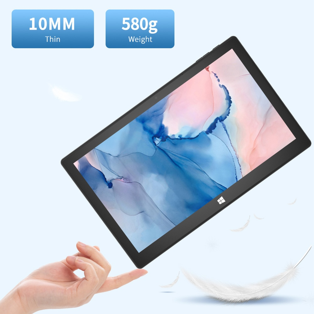 JUMPER EZPAD 8 Tablet 10.1 Inch Dual Core 6GB 128GB/64GB Window 10 1920 x 1200 Tablet PC for Home Office Tablet Flat Computer