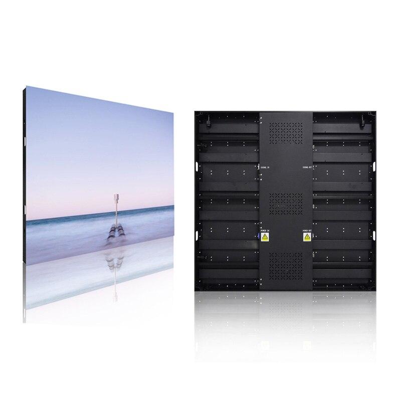 P6mm interior RGB a todo color profesional pantalla de vídeo led