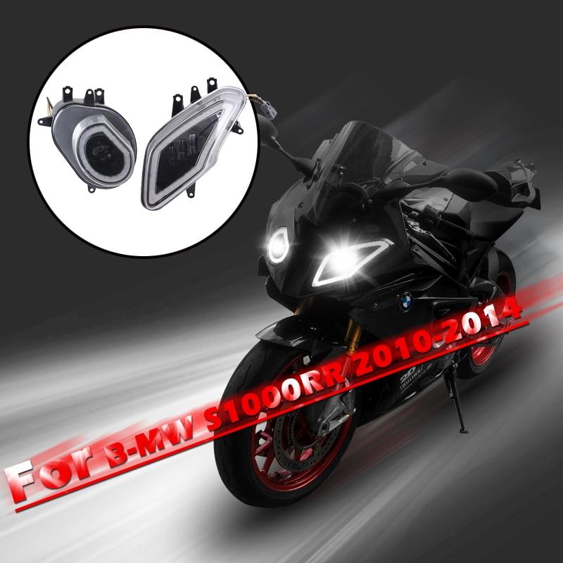 دراجة نارية الصمام العلوي مصباح رئيس ضوء ل B-MW S1000RR 2010-2014
