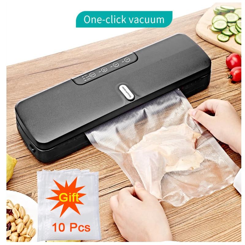 فراغ جهاز غلق أكياس الطعام حقيبة بلاستيكية السدادة ديغاسر ستروج في المطبخ فراغ المحرك للمنتجات Sous فيديو حزمة الجهد واسعة