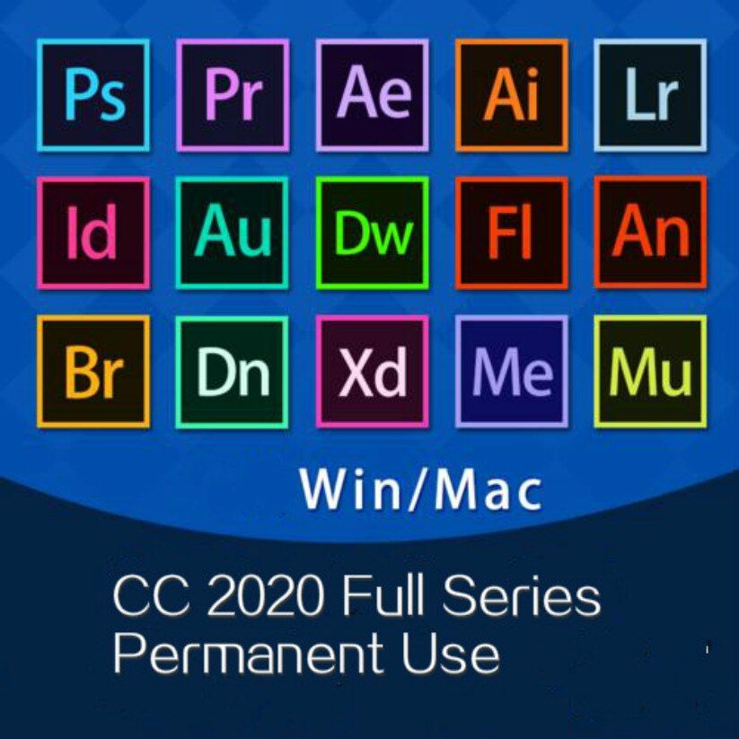 Creative Cloud 2020 Extensions Gallery Win/Mac