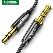 UGREEN AUX Cable Jack 3.5mm Audio Cable 3.5 MM Jack Speaker Cable for JBL Headphones Car Xiaomi Redm