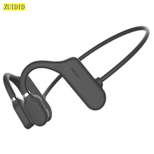 DYY-1 Bone Conduction Earphone Bluetooth 5.0 Ear Hook Comfortable IPX6 Waterproof Wireless Sports He