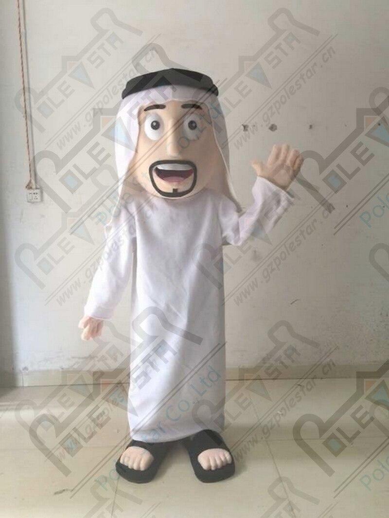 Disfraces de mascota árabe, disfraces de niño y hombre árabe, bufanda de cabeza de dibujos animados, disfraces de hombre, disfraces de niñas y mujeres árabes, disfraces de niños