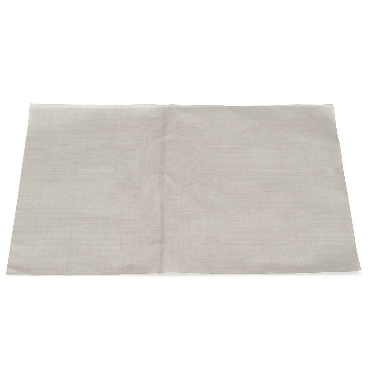 1/2 Pcs 200 Mesh Woven Wire Mesh Filtration Stainless Steel Cloth Screen Wire Filter Sheet 30x20cm