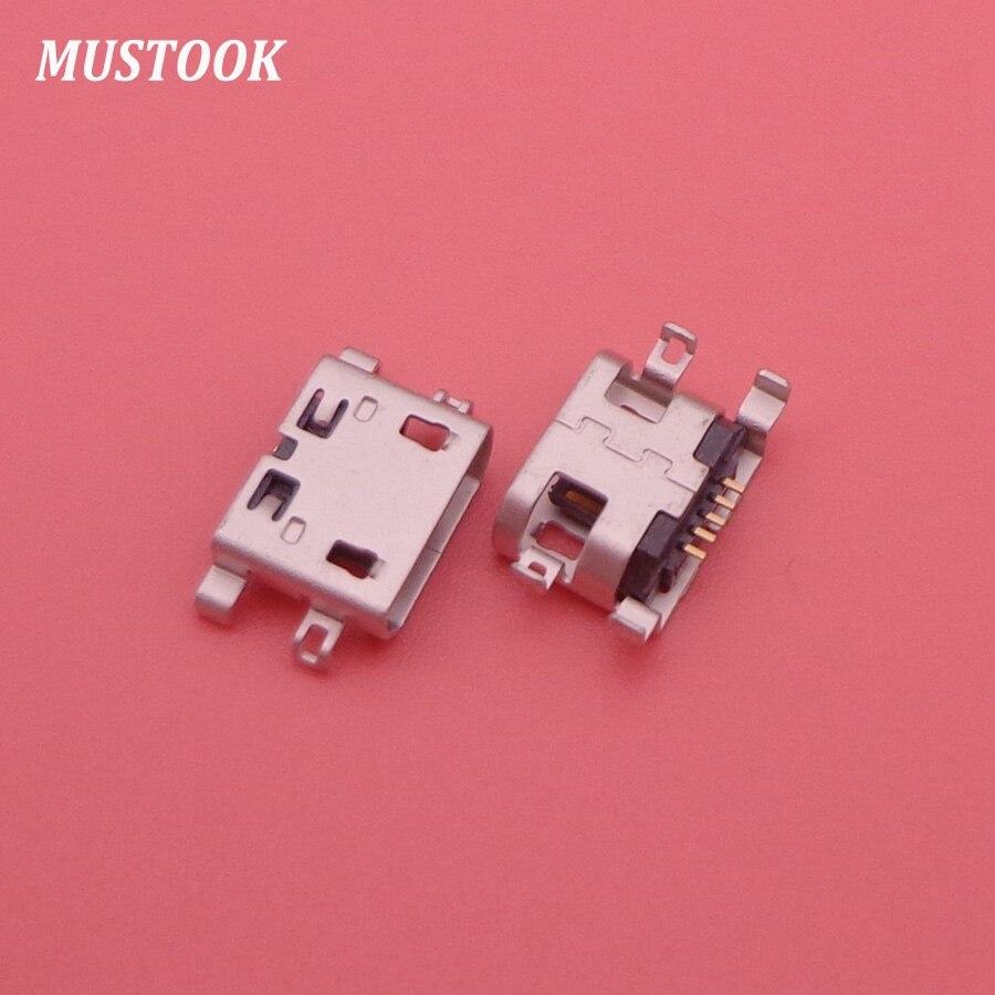 1000pcs Micro usb charging port usb connector jack socket plug 5pin for Lenovo A710E S720 S890 A298T A298 A798t S680 S880 A698T