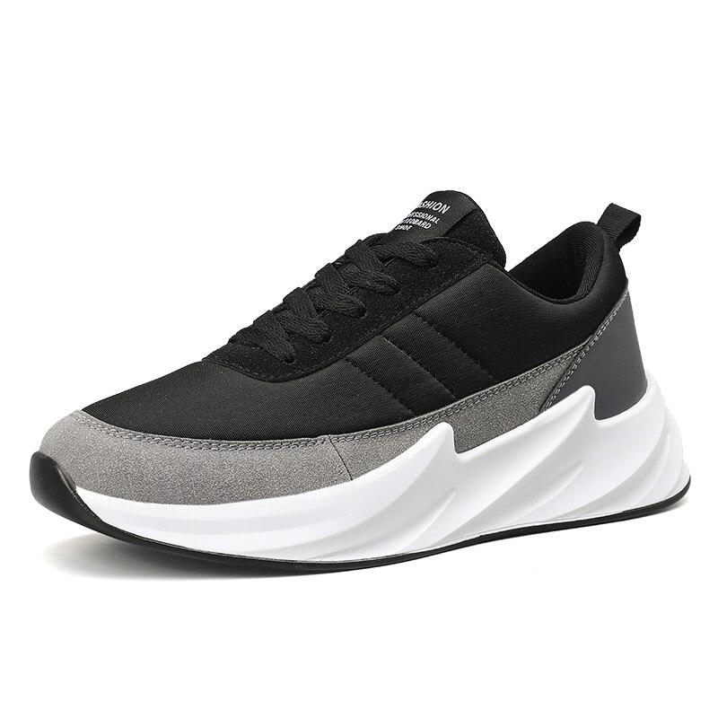 Zapatillas de deporte de moda Mvp para niño, zapatos transpirables con suela de tiburón para hombre, zapatillas ligeras y transpirables, zapatillas de hombre