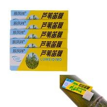 1 pièce/5 pièces vente en gros Dimo spécial naturel bambou flûte chinoise diaphragme Dizi et métal Flauta Membrane